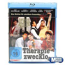 Blu-Ray Película: Terapia zwecklos Jeff Goldblum Glenda Jackson Comedia CULTO