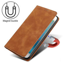 For Xiaomi Redmi Note 9 9S 9 8 7 Pro Max 8T Magnetic Leather Wallet Case Cover
