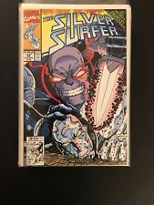 The Silver Surfer 59 High Grade Marvel Comic Book 32-110
