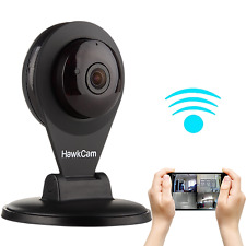 Best Seller HawkCam Pro Home Security Camera Wireless, Nanny Cam - 2Way Audio