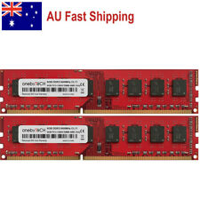 AU 16GB 2x8GB PC3-12800 DDR3-1600 Memory Fr AMD AM3 AM3+ 990FX Socket Chipset MB