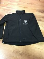 RESULT PERFORMANCE Black mens soft-shell jacket fleece lined Size XL new Nissan