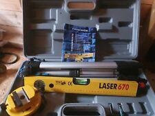 Parkside Laser Level Laser 670