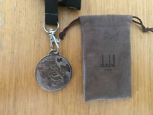 Goodwood Festival of Speed Dunhill Drivers' Club medallion 2008 Limited Edition