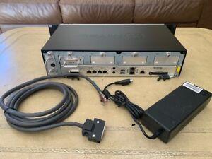 Mitel HX Controller 580.1003 w/ HX Processor Module + 1 GB Flash Card + DDM-16b