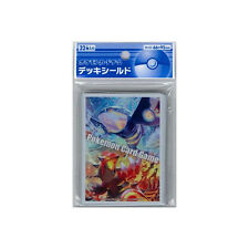 Pokemon Primal GROUDON KYOGRE Character Card Sleeves X Y 32pc RUBY TCG CCG MTG