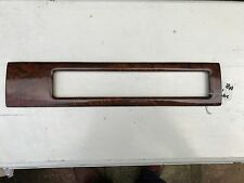 Jaguar XJS Facelift Centre Vent Wood Panel - P40
