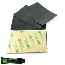 SELF ADHESIVE BRAKE PAD ANTI SQUEAL SHIMS FITS MOST MAKES & MODELS BPF1299A