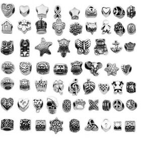 Charms for European Fit S925 Bracelet Loose Beads LOWEST PRICE ON EBAY GUARANTEE
