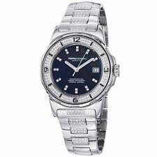 Ladies New $5800 MOMO DESIGN Pilot Watch with apr.1.75ct Diamonds Special Editio