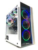 Gaming PC Computer Intel i7-3.40GHz,240GB SSD,16GB,2TB,Nvidia GTX1060,WiFi,Win10