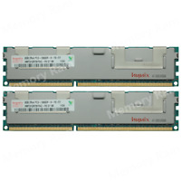 Hynix 16GB 2X 8GB DELL POWEREDGE R320 R420 R520 R610 R620 R710 R820 Memory Ram