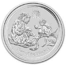 AUSTRALIE 30 $ Argent 1 Kilo Année du Singe 2016 - 1 Kg silver coin