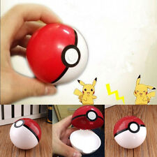 Hot Sale Pokemon Pokeball Cosplay Plastic Pop-up 7cm Poke Ball Fun Game Toy Gift