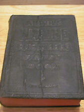 Audels Marine Engineers Handy Book 1943 GOOD New York Questions and Answers USA