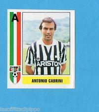 VALLARDI GRANDE CALCIO 1987/88-Figurina n.138- CABRINI - JUVENTUS -Rec