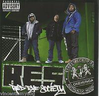 RES - Red Eye Society (CD, 14 tracks)