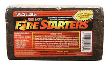 Bayou Classic 500-612 Western Red Hot Fire Starters Quick Fire Starter