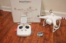 DJI Phantom 3 Advanced Quadcopter Drone Video Camera Free Ship AS IS No Charger