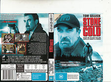 Stone Cold-2005-Tom Selleck-Movie-DVD
