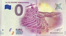 BILLET 0  EURO ALTO DOURO VINHATEIRO PORTUGAL 2018-1 NUMERO 444