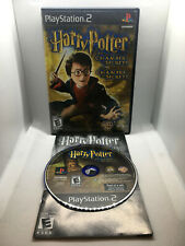 Harry Potter and the Chamber of Secrets - Complete CIB - Playstation 2 PS2