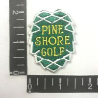 Golfing Patch PINE SHORE GOLF C077