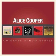 ALICE COOPER - ORIGINAL ALBUM SERIES NEW CD