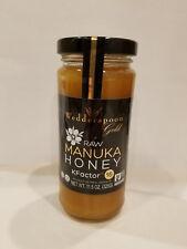 100% Raw Manuka Honey, Wedderspoon, 11.5 oz 16 Plus UPC 814422021471 Fast Ship