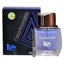 PARFUM EDP Blue For Men 2 L'Incontournable Perfume 75ML 2.5 fl.oz by Rasasi NIB