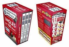 Ingles en 100 dias DVD Pack / English in 100 Days DVD Pack (Spanish Edition)