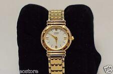 Nice Petite Women's Citizen 5920 - S49950 YP HSB Gold Tone Bracelet Analog Watch