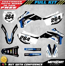 Custom decal Kit to Fit Yamaha YZF 450 2009 STRENGTH STYLE stickers graphics