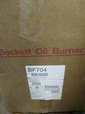 Beckett Model BF704 Oil Burner Chasis 746001 Genisys Control NEW IN BX
