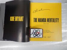 Original English edition kobe Bryant autograph mamba spirit without collection