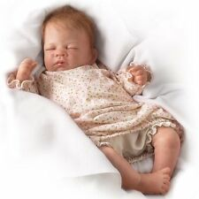 Hush Little Baby, So Truly Real 18'' Baby Doll by Ashton Drake