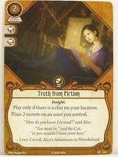 Arkham Horror - 1x #152 Truth from Fiction - The Boundary Beyond