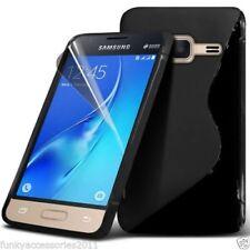 Fundas Para Samsung Galaxy J5 color principal negro para teléfonos móviles y PDAs