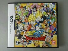 [Used] Nintendo DS Dragon Ball Kai: Ultimate Butouden F/S From JAPAN