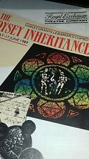 Theatre Programme. The Voysey Inheritance. 1989. Royal Exchange Theatre Co.