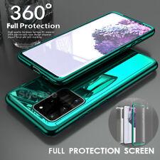 Samsung S20 Ultra S10 S9 S8 Plus Shockproof Case 360°Full Body Hybrid Hard Cover