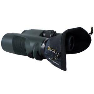 NEW Alpine Innovations Bino Bandit Stealth Shadow Camo Binocular Eye Shield D18