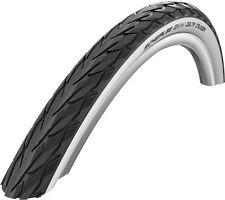 Schwalbe Bereifung Set Fahrrad und Rollstuhl 24 x 1-3/8 (37-540) schwarz/weiß