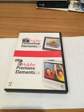 Adobe Photoshop  Elements 4 & Premier Elements 2