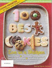 100 Best Cookies magazine Butter bars Shortbreads Tarts Brownies pan favorites