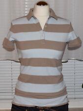 Tommy  Hilfiger  Poloshirt  Gr.S  Stretch   DamenShirt  Gestreift  Kurzarm