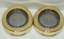 2 Milani BELLA Eyes Gel Powder Shimmer Eyeshadows BELLA GRAY #10 Sealed Compact