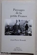 paysages de la Petite France - Jean Pierre Renault