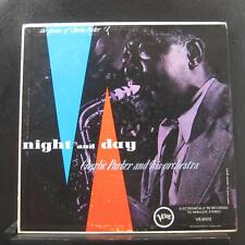 Charlie Parker And His Orchestra - Night And Day LP VG+ V6-8003 Vinyl Record