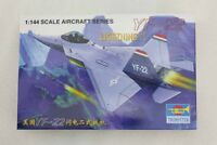 Trumpeter 1/144 USA YF-22 Aircraft Model LIGHTNING II Military Air Craft